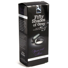 FIFTY SHADES YOURS & MINE LOVE RING VIB (NET) | FS40170 | [category_name]