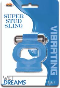 SUPER STUD SLING BLUE   HO2936   [category_name]