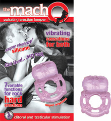 MACH PULSATING ERECTION KEEPER PURPLE   NW21281   [category_name]