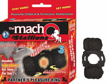 MACHO STALLIONS PARTNERS PLEASURE RING | NW2184 | [category_name]
