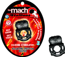 MACHO STALLIONS PULSATING ERECTION KEEPER   NW2188   [category_name]
