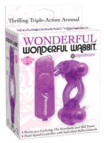WONDERFUL WONDERFUL WABBIT PURPLE | PD233212 | [category_name]