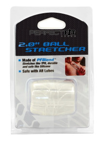 PERFECT FIT BALL STRETCHER 2.0 CLEAR | PERBS20C | [category_name]