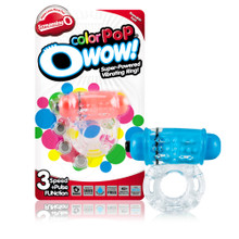 COLOR POP NEON COLORS O WOW 6PC ASST. | SCRCPOW110 | [category_name]
