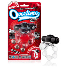 OVERTIME BLACK | SCROTBL110 | [category_name]