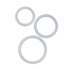 SILICONE SUPPORT RINGS CLEAR | SE145520 | [category_name]