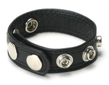 STRICT LEATHER SPEED SNAP COCK RING BULK   XRJC305   [category_name]