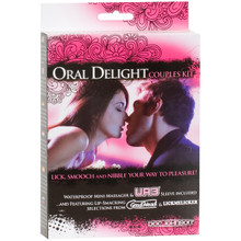 ORAL DELIGHT COUPLES KIT BX | DJ159100 | [category_name]