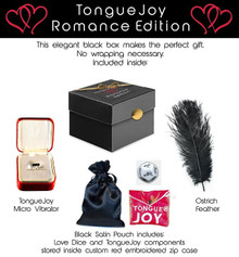 TONGUE JOY ROMANCE PACKAGE (out mid May) | NO2551 | [category_name]