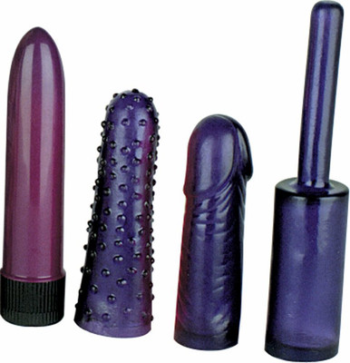 ANAL TEASER MINI KIT-PURPLE | NW15381 | [category_name]