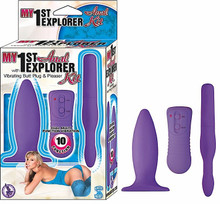 MY 1ST ANAL EXPLORER KIT PURPLE | NW23662 | [category_name]