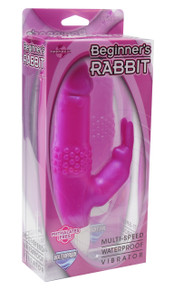 BEGINNERS RABBIT PINK WATERPROOF