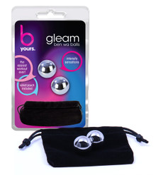 GLEAM WEIGHTED BALLS SILVER | BN23745 | [category_name]