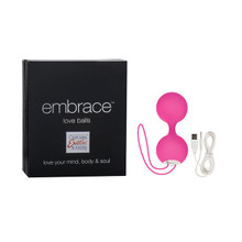 EMBRACE LOVE BALLS PINK | dre4 | [category_name]
