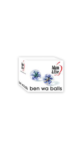 ADAM & EVE GLASS BEN WA BALLS   ENAECQ73972   [category_name]