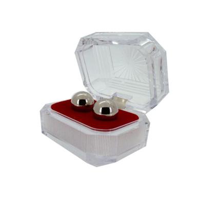 BEN WA BALLS CRYSTAL BOX CHROME | GT5052BX | [category_name]
