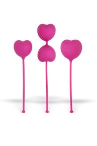 LOVELIFE FLEX KEGELS SET OF THREE (NET) | OMBLL07 | [category_name]
