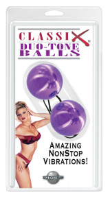 CLASSIX DUO TONE BALLS PURPLE | PD193012 | [category_name]