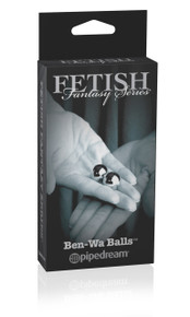 FETISH FANTASY LIMITED EDITION BEN WA BALLS GOLD
