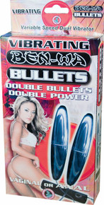 BEN-WA BULLETS SILVER VIBRATING | NW18811 | [category_name]