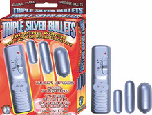 TRIPLE SILVER BULLETS SILVER | NW2198 | [category_name]