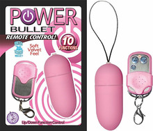 POWER BULLET REMOTE CONTROL PINK | NW23181 | [category_name]