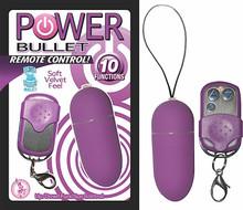 POWER BULLET REMOTE CONTROL PURPLE