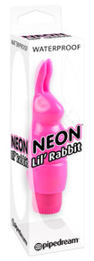 NEON LUV TOUCH LIL RABBIT PINK