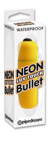 NEON LUV TOUCH BULLET ORANGE
