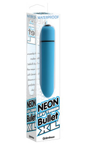 NEON LUV TOUCH BULLET XL BLUE