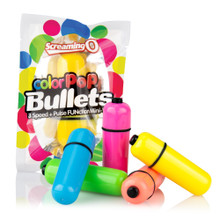 COLOR POP BULLET NEON ORANGE | SCRCPBUL101OR | [category_name]