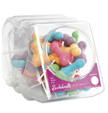 BACHELORETTE JOLLY PECKER POPS (50 PER DISPLAY) | PD742999 | [category_name]