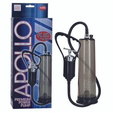 APOLLO PREMIUM POWER PUMP SMOKE | SE100110 | [category_name]