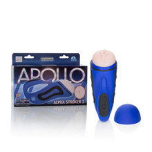 APOLLO ALPHA STROKER BLUE