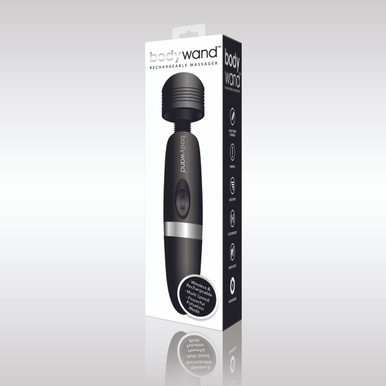 BODYWAND RECHARGEABLE BLACK (NET) | XGBW109 | [category_name]