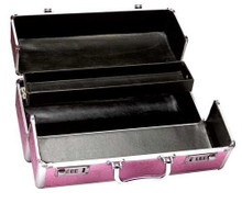 LOCKABLE VIBRATOR CASE PINK LARGE | BMS09816 | [category_name]