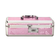 LOCKABLE VIBRATOR CASE PINK SMALL | BMS09916 | [category_name]