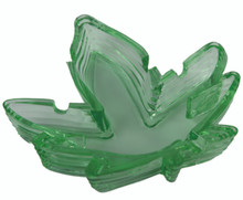 POT LEAF ASHTRAY | KHENV005 | [category_name]
