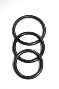 SEX & MISCHIEF NITRILE COCKRING 3 PACK | SS10034 | [category_name]