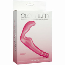 PLATINUM SILICONE GAL PAL PINK | DJ010601 | [category_name]