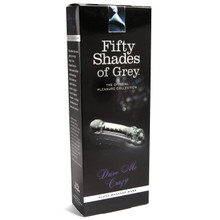 FIFTY SHADES GLASS MASSAGE WAND (NET)(out 6-15)   FS40175   [category_name]