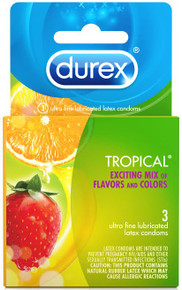DUREX TROPICAL 3 PACK | R90 | [category_name]