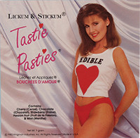 TASTIE PASTIE EDIBLE UNDIE SET | KI72 | [category_name]