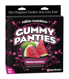 EDIBLE CROTCHLESS GUMMY PANTIES W/MELON | PD750768 | [category_name]