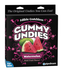 EDIBLE MALE GUMMY UNDIES WATERMELON | PD750968 | [category_name]