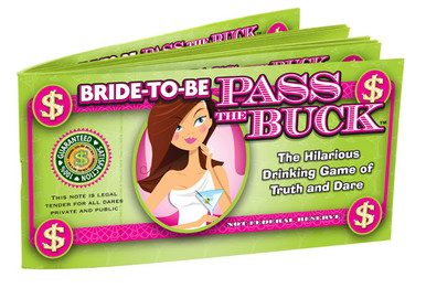 BRIDE TO BE PASS THE BUCK GAME | BLCC05 | [category_name]