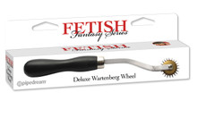FETISH FANTASY DELUXE WARTENBERG WHEEL | PD372701 | [category_name]
