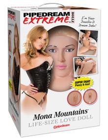 PIPEDREAM EXTREME DOLLZ MONA MOUNTAINS