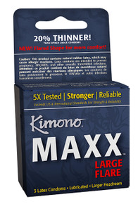 KIMONO MAXX LARGE FLARE 3 PK | KM03003 | [category_name]