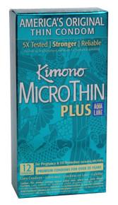 KIMONO MICROTHIN W/AQUA LUBE 12PK | KM06012 | [category_name]